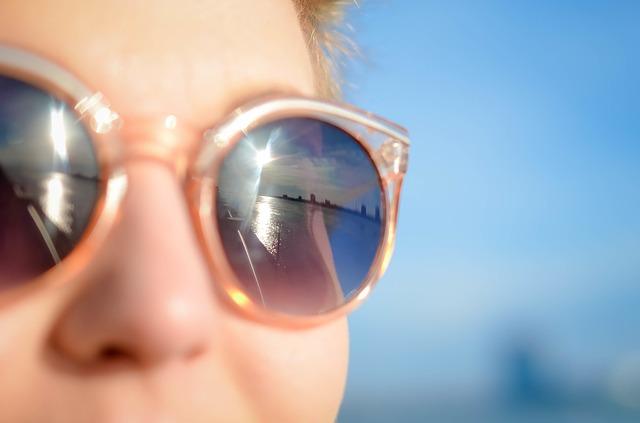משקפי שמש מולטיפוקל