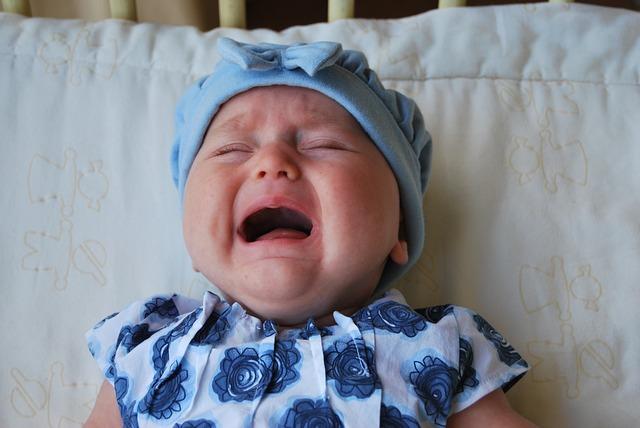 כאבי שיניים אצל תינוקות